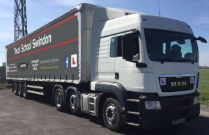 Truck School Swindon - Driver Training